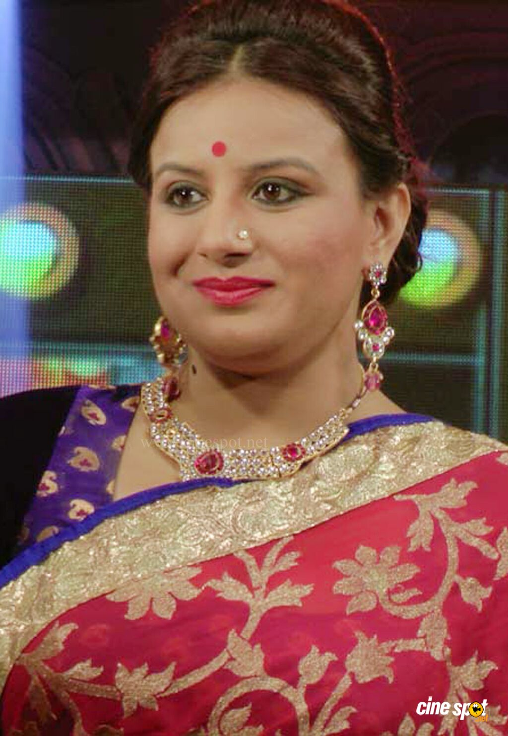 Watch Pooja Gandhi video