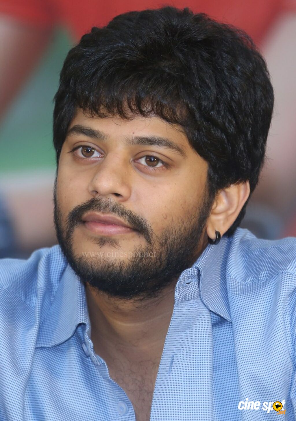 Tejus at Ulavacharu Biryani Press Meet (5)