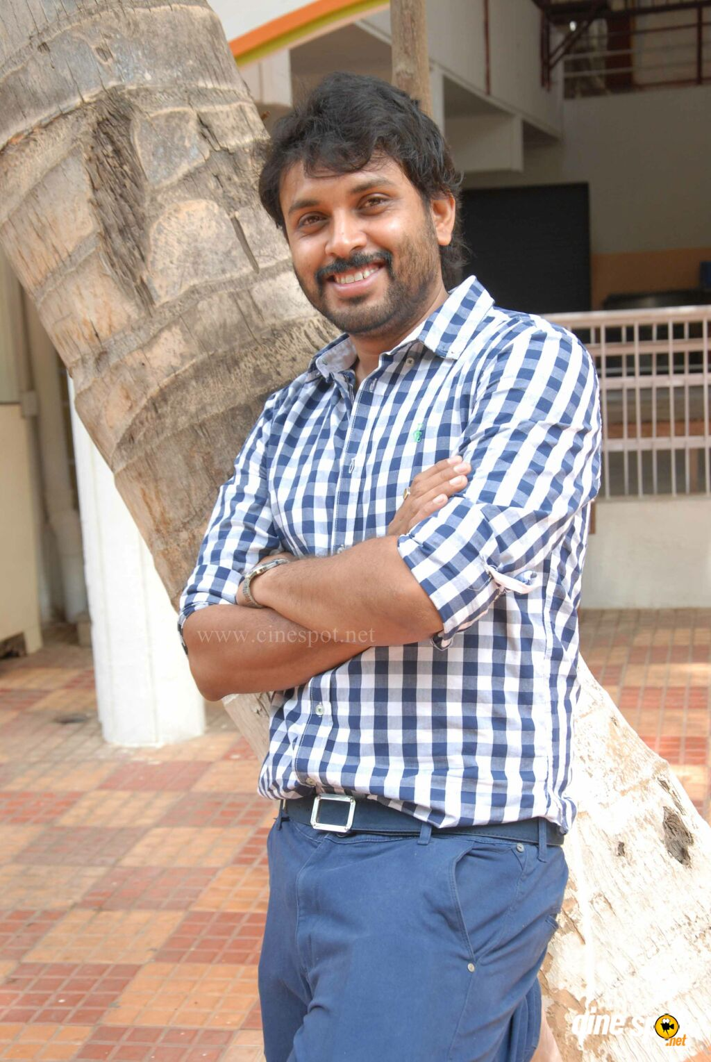 Avinash at Ooty Launch Press Meet (1)