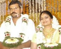 Geethu Mohandas Marriage Wedding Reception Photos