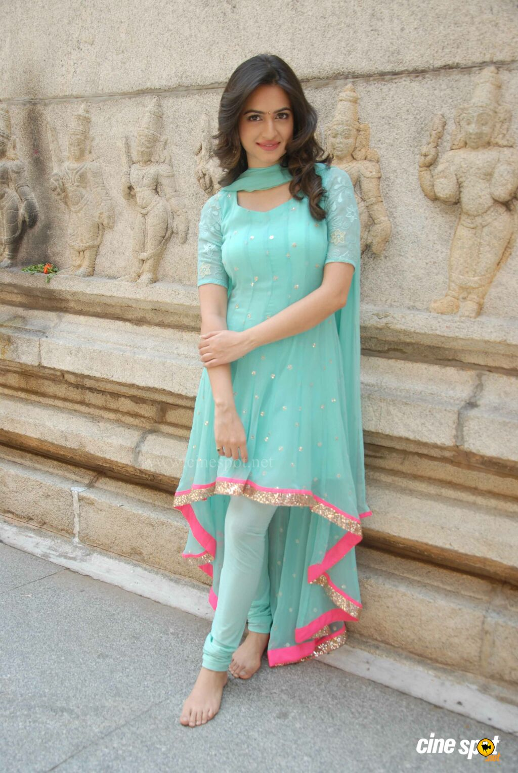 Kriti Kharbanda At Dhalapathi Movie Launch 7