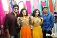 Nenu Naa Friends Team at Styles N Weaves Expo Photos