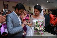 Amala Paul & AL Vijay Engagement photos