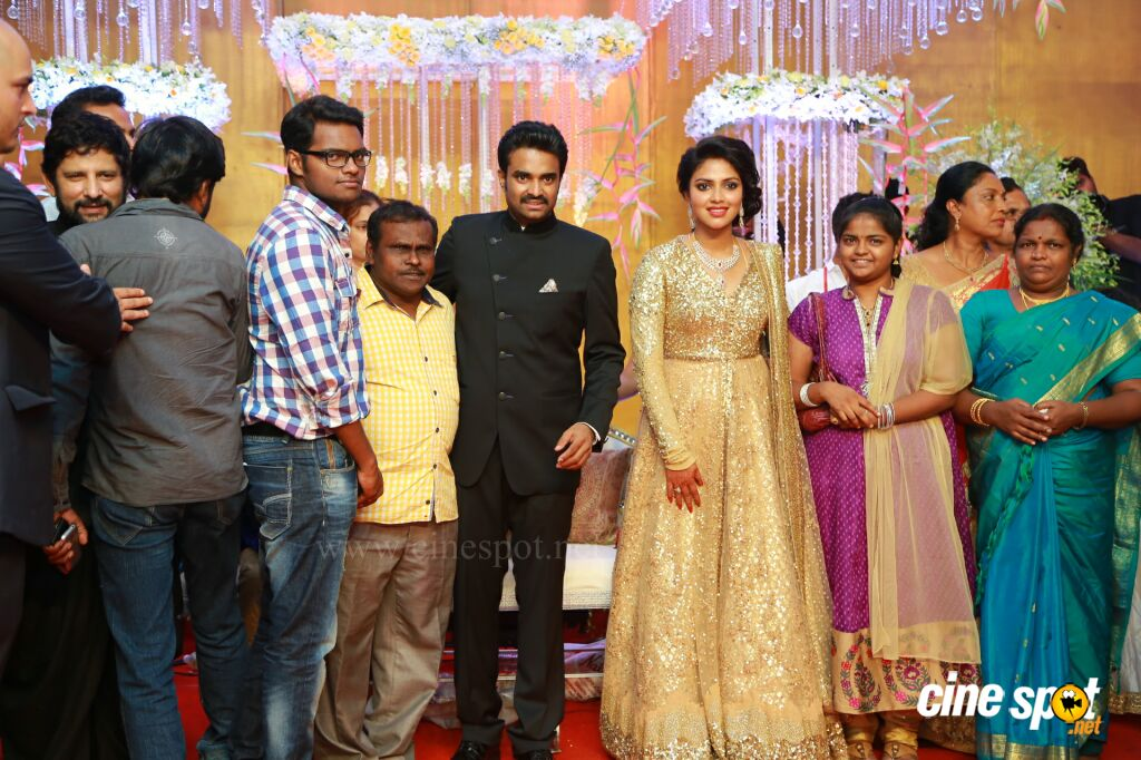 Amala paul reception pics (30)