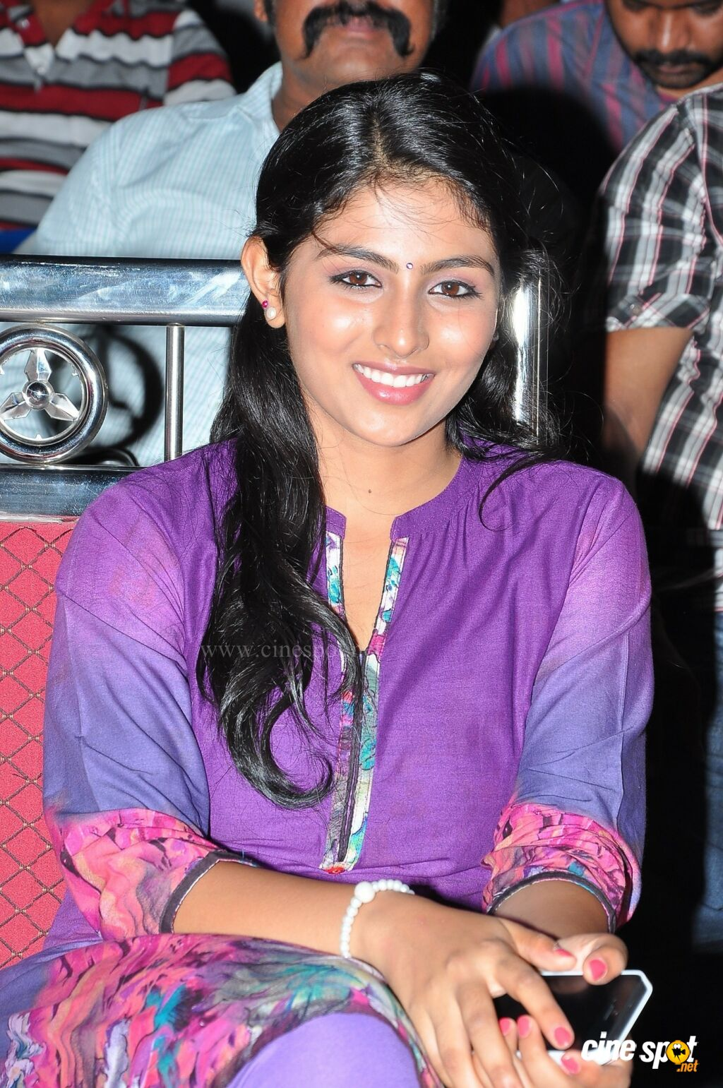 Kritika at Drushyam Movie Press Meet (5)
