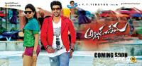 Alludu Seeenu Movie Posters