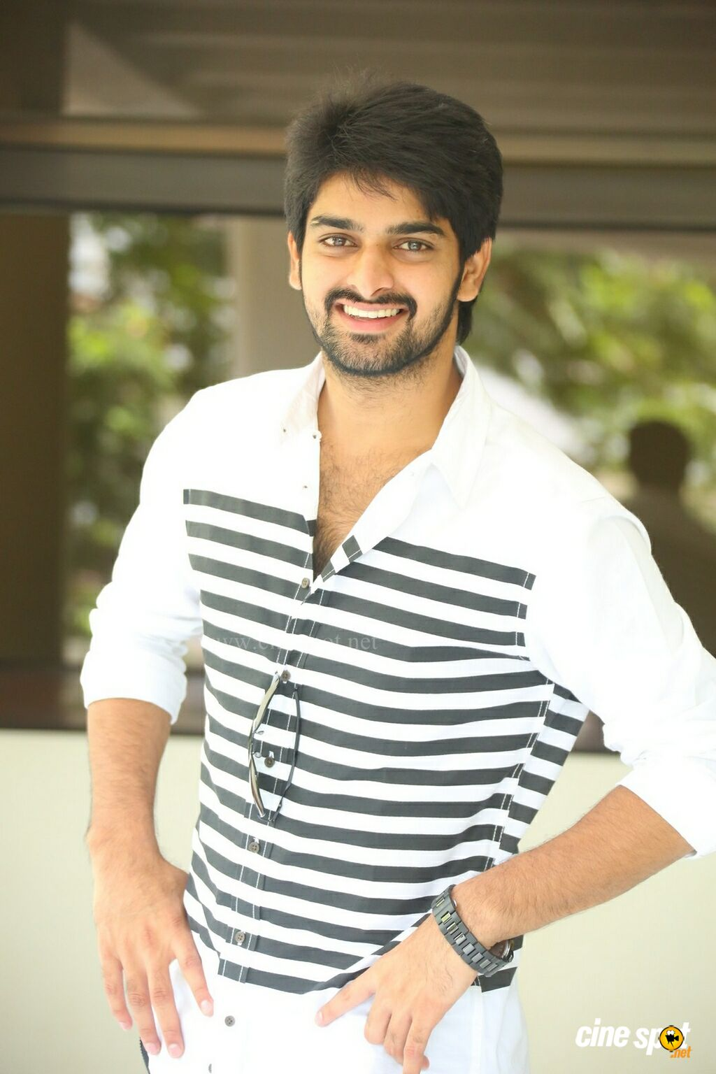 Naga Sourya Hero