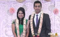 Arun Pandian Daughter Wedding Reception Photos