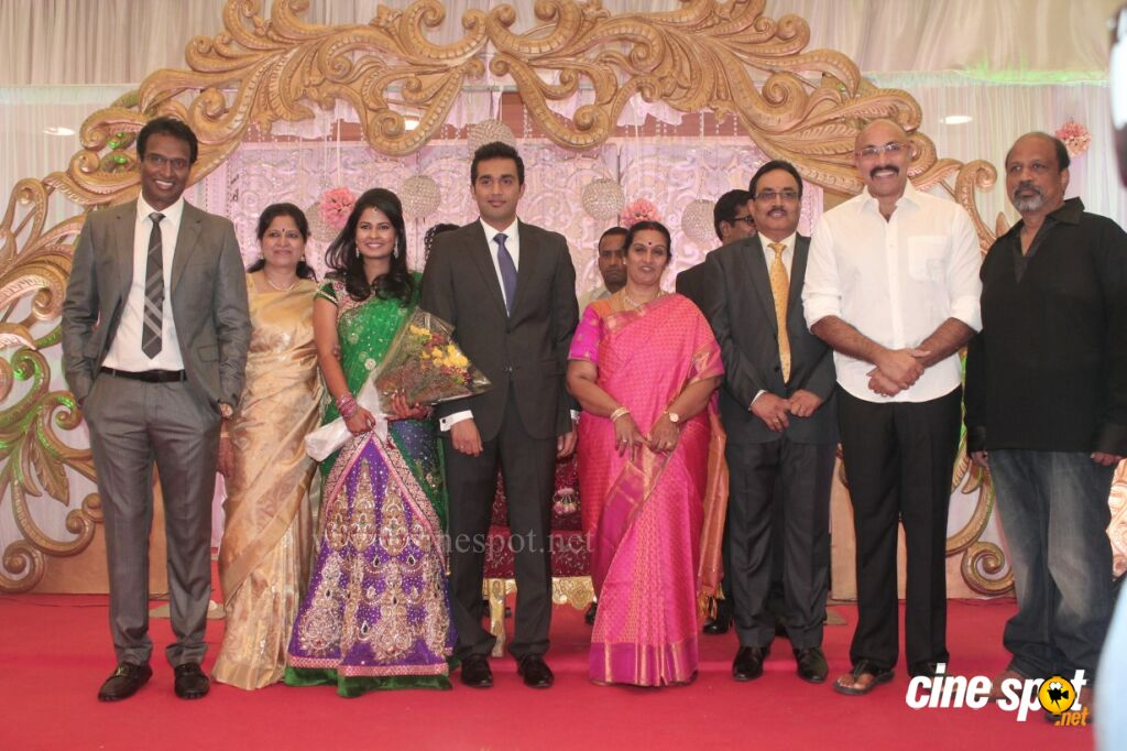 Arun Pandian's Daughter Wedding Reception Stills (25)
