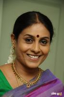 Saranya Pon Vannan at Pappali Team Interview (12)