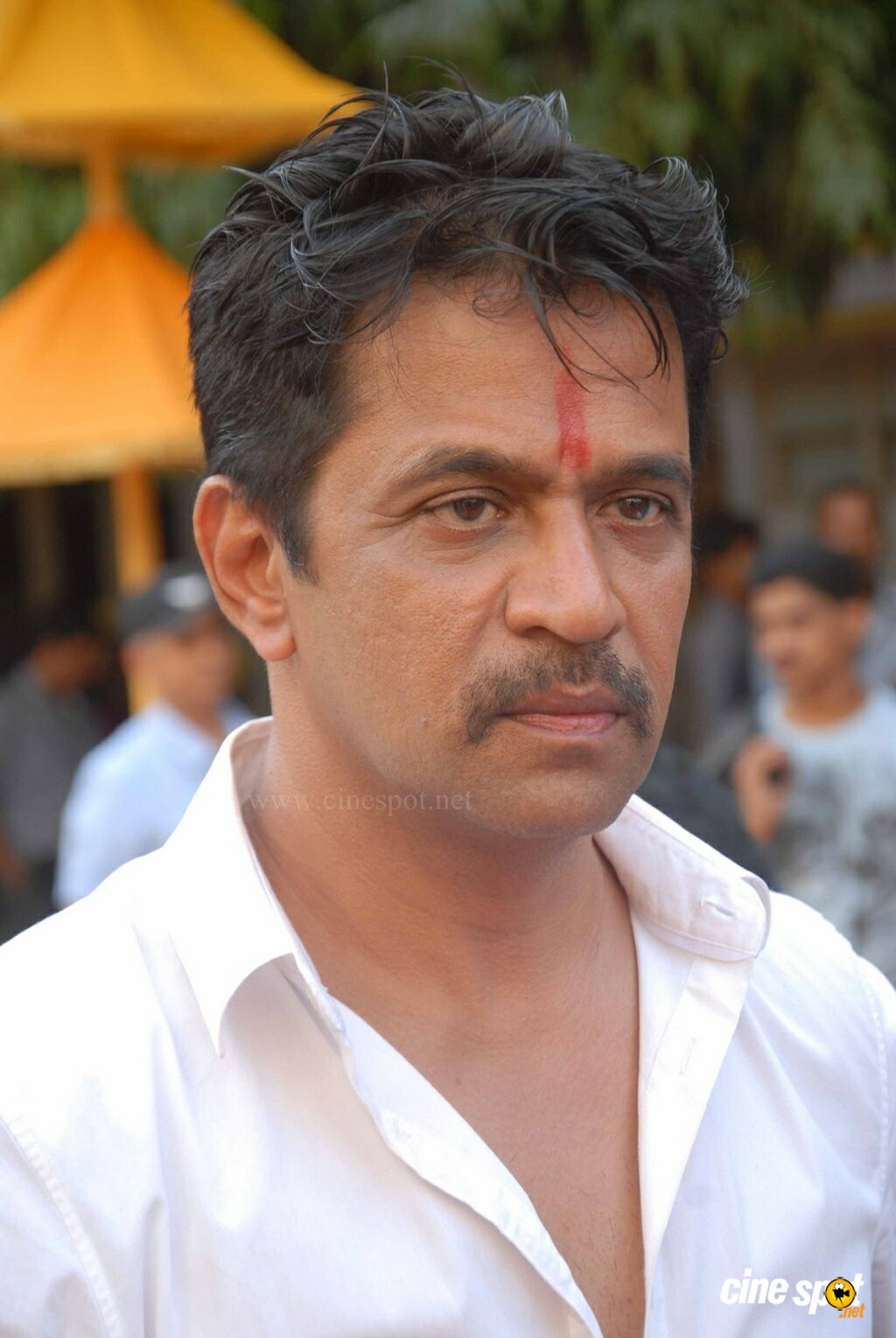 arjun sarja father
