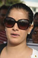 Varalaxmi at Muscular Dystrophy Awareness Rally (8)
