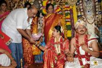 Roopa Iyer and Gowtham Srivathsa Wedding Stills (12)
