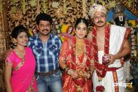 Roopa Iyer and Gowtham Srivathsa Wedding Stills (20)