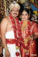 Roopa Iyer and Gowtham Srivathsa Wedding Stills (21)