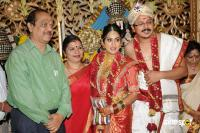 Roopa Iyer and Gowtham Srivathsa Wedding Stills (26)