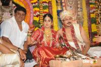 Roopa Iyer and Gowtham Srivathsa Wedding Stills (31)