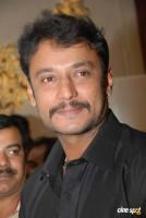 Darshan at Ambarisha Audio Release (2)