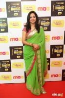 Sunitha at Mirchi Music Awards (1)