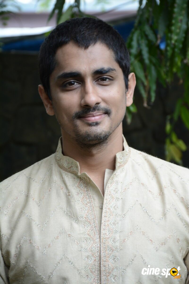 Siddharth at Kaaviya Thalaivan Press Meet (3)