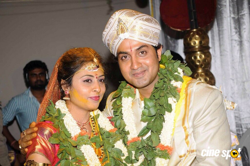 Harish Raj-Shruthi Marriage Photos (4)