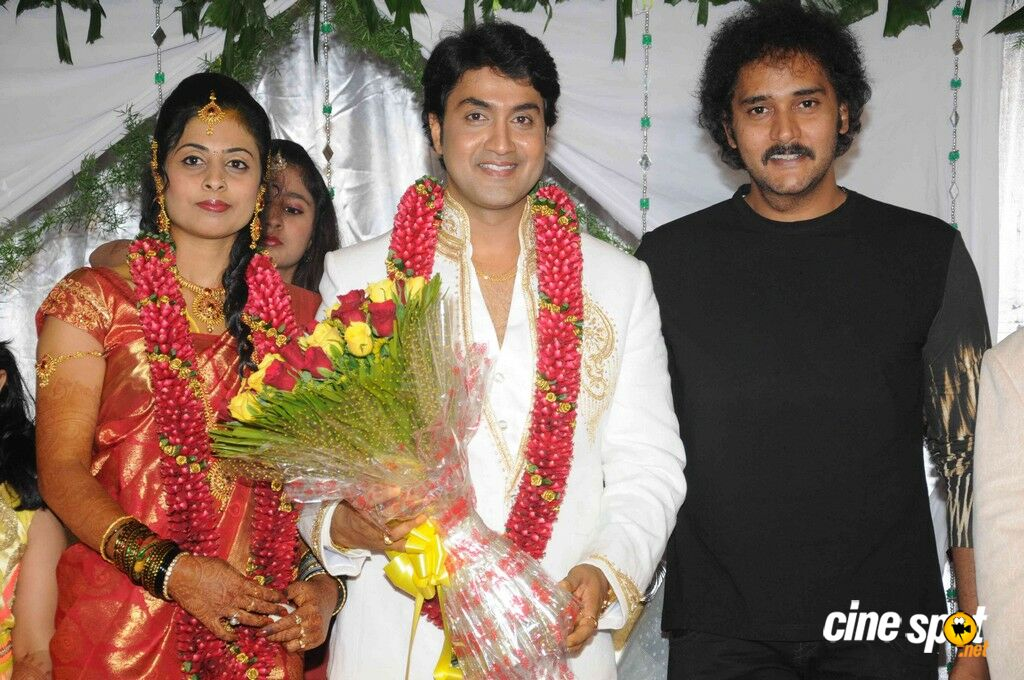 harish raj kannada actor wedding
