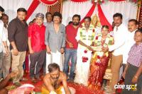 Sattai Director Anbazhagan Marriage Photos