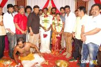 Sattai Anbazhagan Marriage Stills (8)