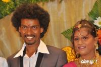 Actor Sentrayan Wedding Reception Photos