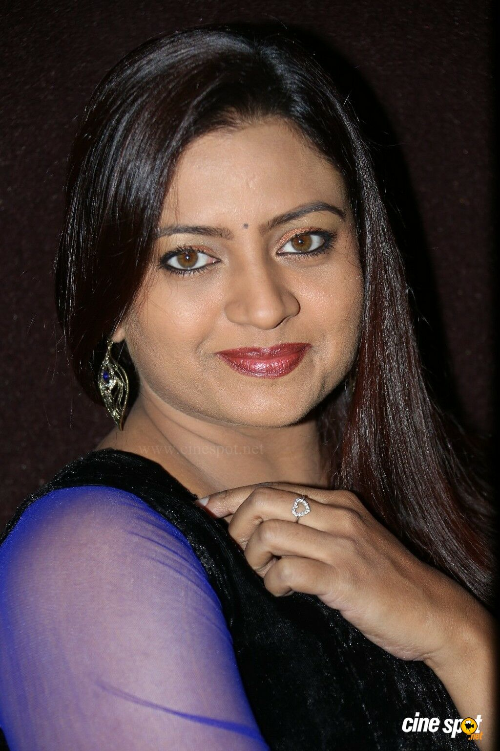 Indraja at Dikkulu Choodaku Ramayya Audio Release (24)
