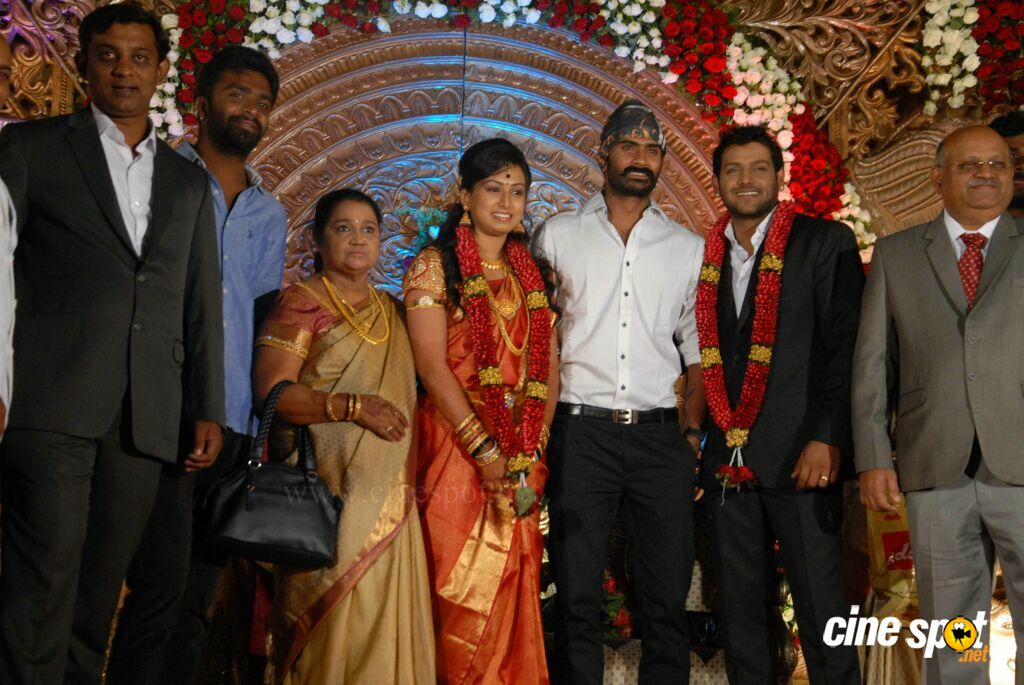 Vishwas & Spoorthi Reception (16)