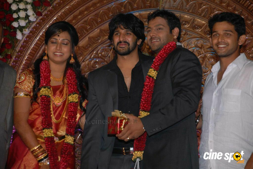 Vishwas & Spoorthi Reception (39)