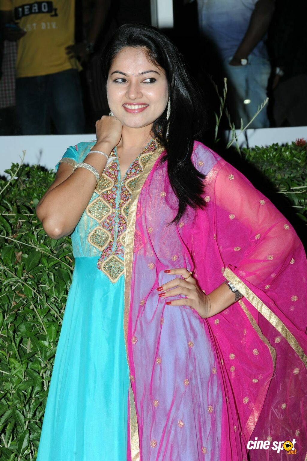 Suhasini at Rough Movie Audio Release (16)