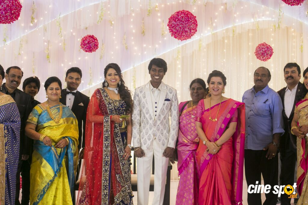 Director Atlee Kumar reception photos (21)