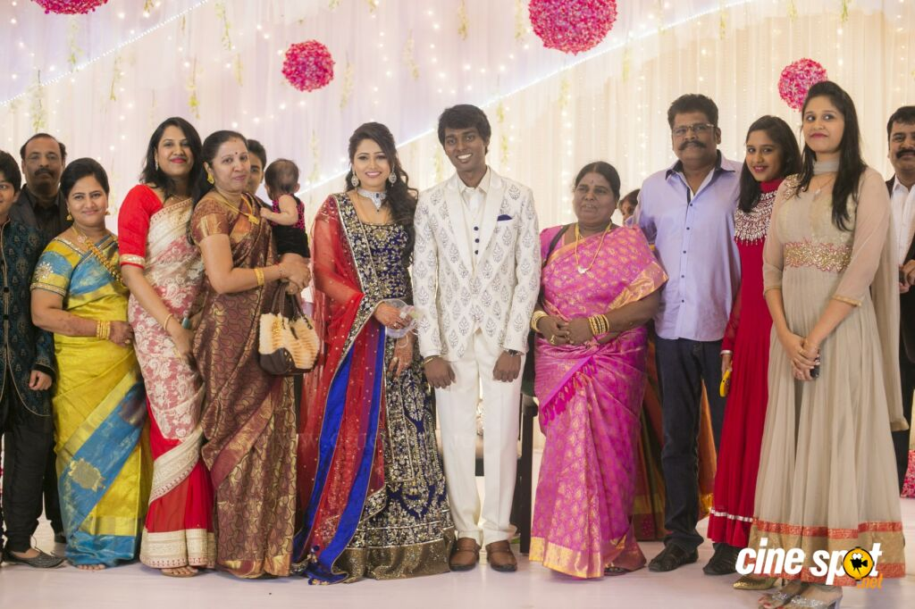 Director Atlee Kumar reception photos (8)