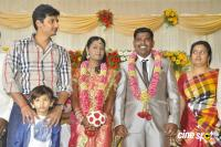 Sai Ramani's Daughter Weddding Reception (3)