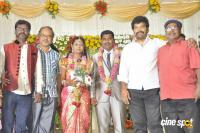 Sai Ramani's Daughter Weddding Reception (9)