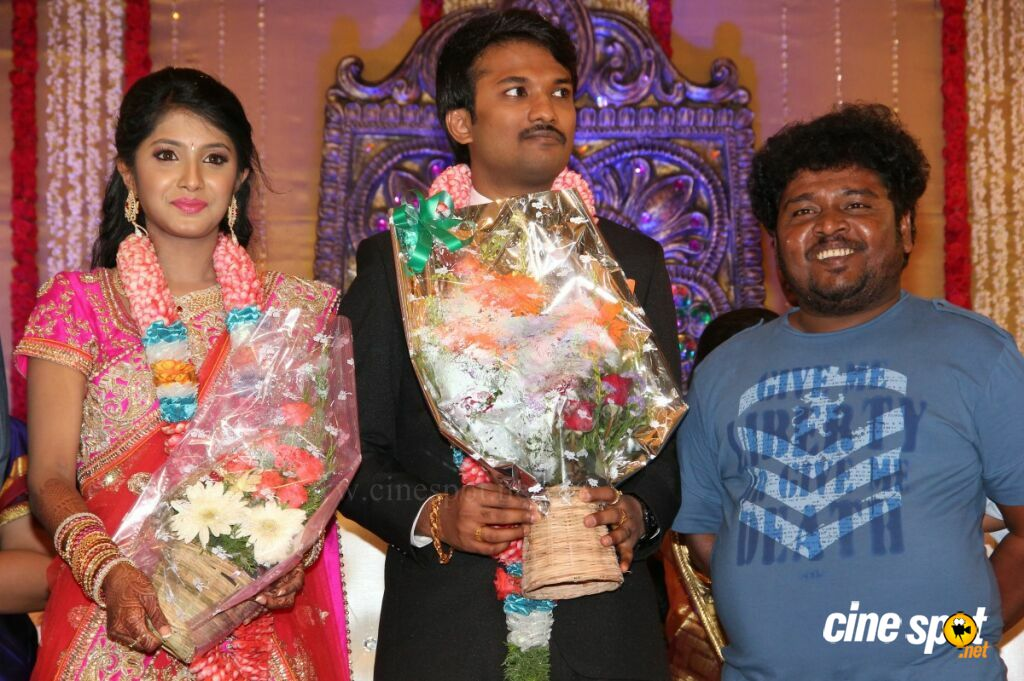 Raj TV MD Daughter Marriage Reception (1)