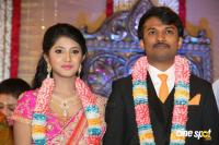 Raj TV MD Daughter Marriage Reception Photos