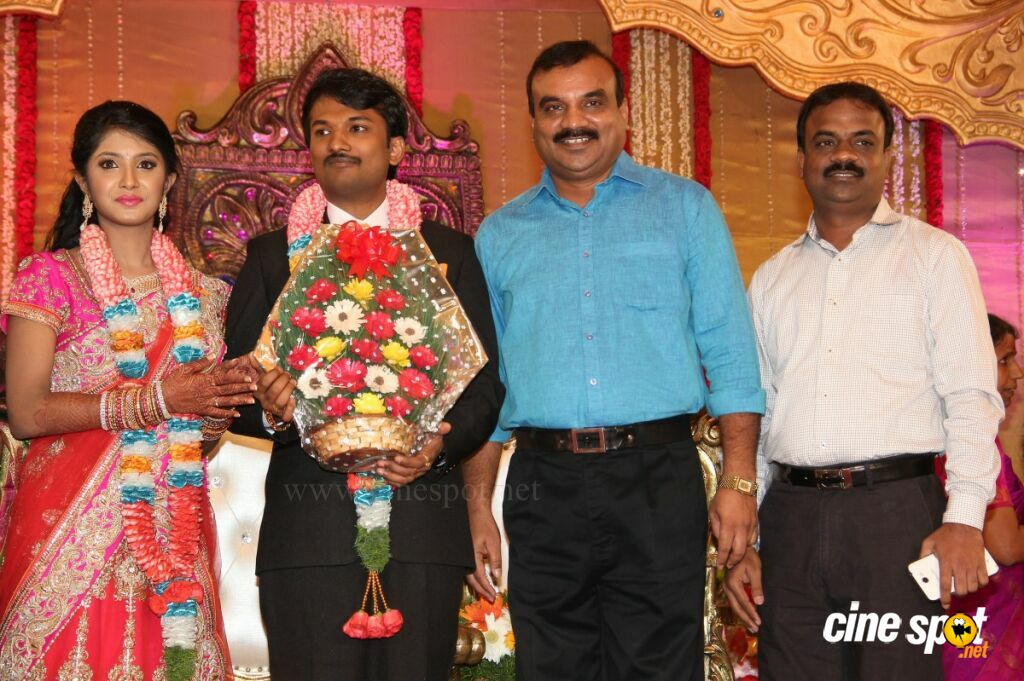 Raj TV MD Daughter Marriage Reception (11)