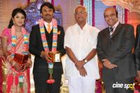 Raj TV MD Daughter Marriage Reception (30)