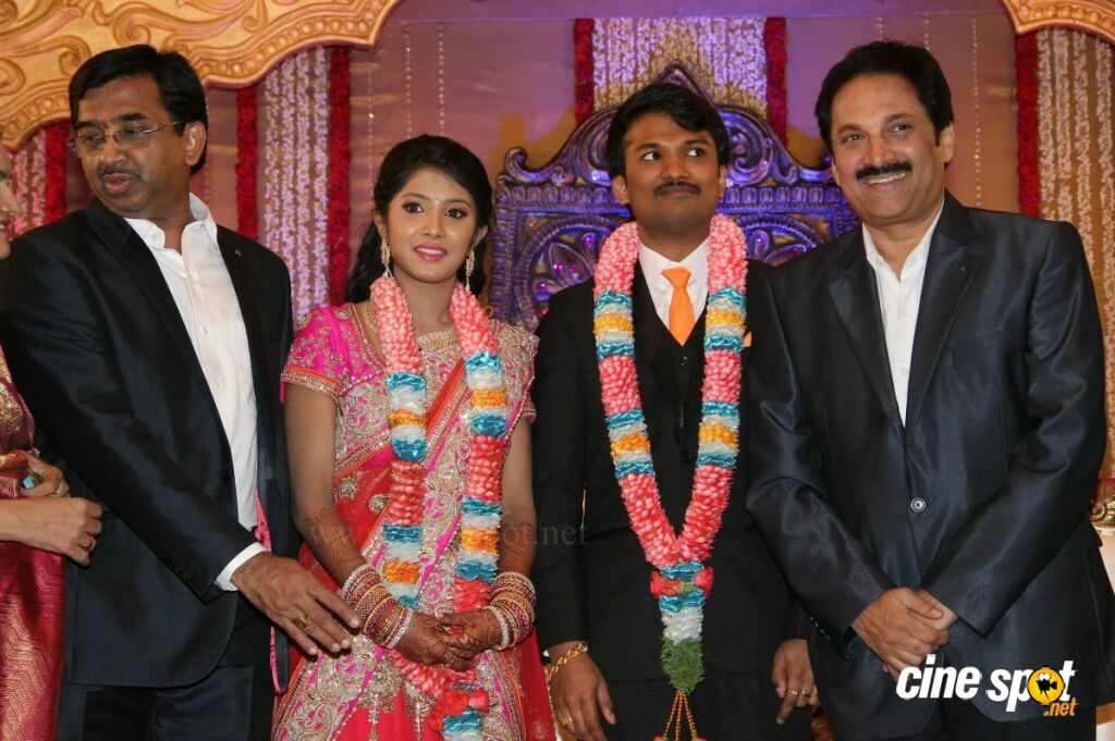 Raj TV MD Daughter Marriage Reception (51)