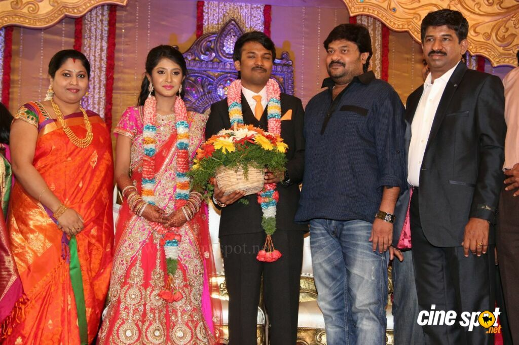 Raj TV MD Daughter Marriage Reception (7)