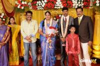 Anbalaya Prabhakaran Daughter Wedding Reception (5)