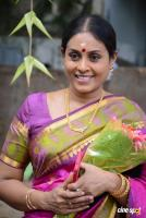 Saranya Ponvannan at Jeyikkira Kudhira Launch (1)