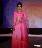 Meenakshi Dixit at Legacy of Prestige Fashion Show (4)