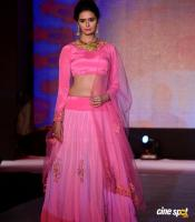 Meenakshi Dixit at Legacy of Prestige Fashion Show (6)