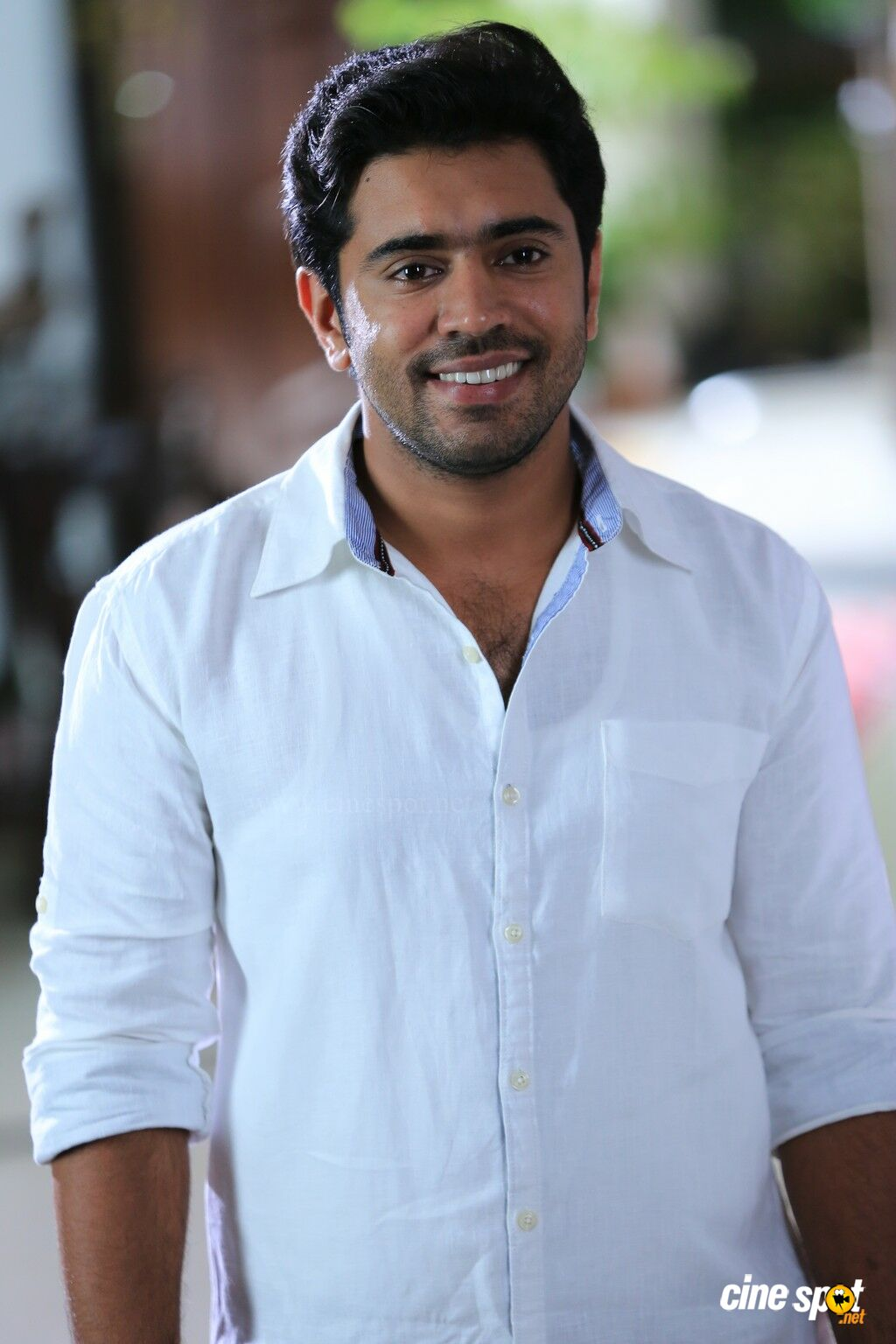 nivin pauly height