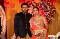 Anand Audio Son Anand and Parul Wedding Reception Photos