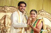 Actor Santhosh Pawan And Anjali Wedding Photos